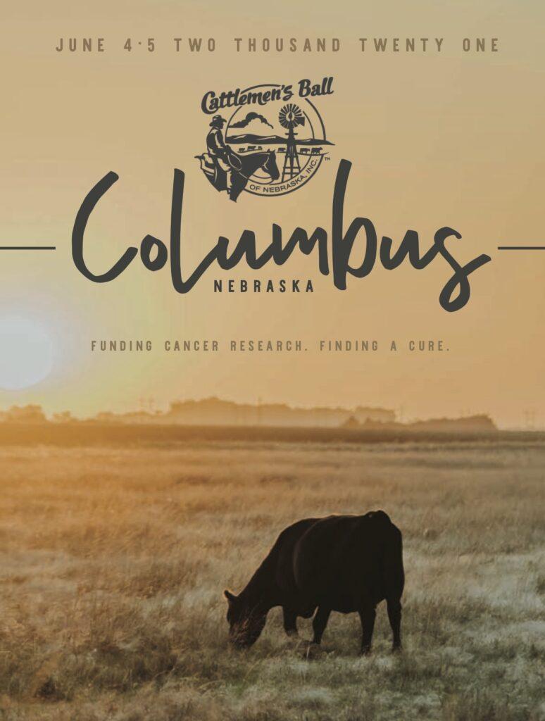 2021 Columbus Ball Program Cover